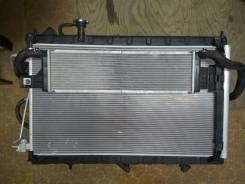 Радиатор охлаждения двигателя. Nissan X-Trail, NHT32, NT32, HT32, T32, HNT32 Двигатель MR20DD