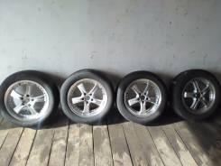 ASA Wheels. 7.0x17, 5x114.30, ET52, ЦО 71,1мм.