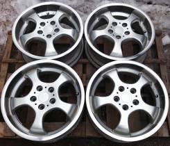 Light Sport Wheels LS W001. 7.0x17, 5x114.30, ET55, ЦО 72,0мм.