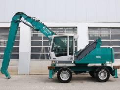 Fuchs MHL 320. Продается перегружатель Fuchs, 4 038куб. см., 10 000кг., 4x4. Под заказ