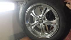 Красивые диски и шины. x17 5x114.30