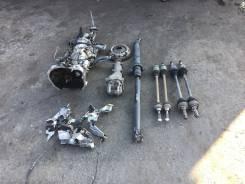 Механическая коробка переключения передач. Subaru Forester, SG69, SG5, SG9, SG, SG9L, GC8, GD, GDA, GDB, GGA, GGB, GD2, GD3, GD9, GG2, GG3, GG9 Subaru...