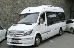 Автобусы Mercedes sprinter, 20 мест, недорого. С водителем
