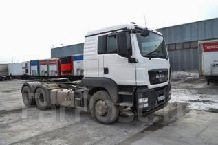 MAN TGS. Седельный тягач 33.440 6x4 BBS-WW, 2012 г. в., 10 518 куб. см., 33 000 кг.