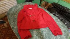 Куртка на теплую весну/лето 44