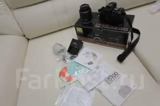 Nikon D5100. 15 - 19.9 Мп, зум: 5х