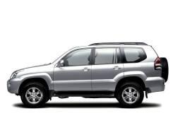 Toyota Land Cruiser Prado. J120