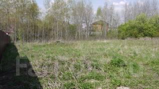 Участок 15 соток д. Антропово Чеховский р-он. 1 500 кв.м., собственность, электричество, от частного лица (собственник)