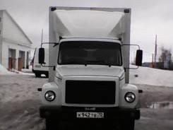 ГАЗ 3307. Газ 3307, 4 000 куб. см., 4 500 кг.