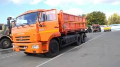 Камаз 45143. Продается колхозник новый и прицеп Нефаз 2008г., 11 762 куб. см., 11 000 кг.