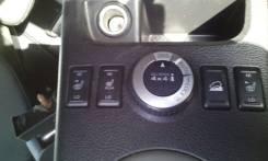 Консоль центральная. Nissan X-Trail, NT31, TNT31 Двигатель QR25