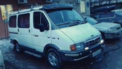 ГАЗ 2217 Баргузин. Газ-2217, 2 300 куб. см., 7 мест