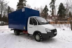 ГАЗ 3302. Газель евроборт, 2 890 куб. см., 1 500 кг.
