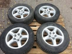 Lexus. 6.5x16, 5x114.30, ET35, ЦО 60,1мм.