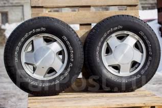 """Chevrolet. 7.0x16"""", 6x139.70, ET31, ЦО 78,3мм."""