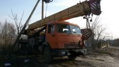 Ивановец КС-45717К-1. Автокран Камаз кс-45717К-1, 25 000 кг., 22 м.