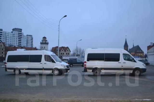 Продажа автодомов в калининграде