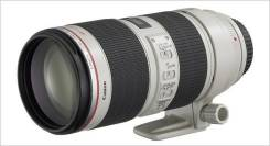 Объектив Canon 70-200 Lii f2.8. Для Canon, диаметр фильтра 72 мм