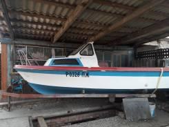 Yamaha Fish 17. Год: 1992 год, длина 5,00м., двигатель подвесной, 75,00л.с., бензин