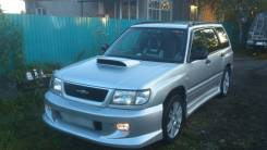 Обвес кузова аэродинамический. Subaru Forester, SF5, SF9