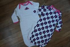 Пижамы. Рост: 50-60, 60-68, 68-74, 74-80 см