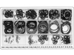 Набор стопорных колец на вал Yato YT06880