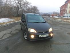 Daihatsu YRV. механика, передний, 1.3 (90 л.с.), бензин, 110 тыс. км