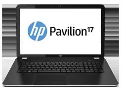 "HP Pavilion 17. 17"", ОЗУ 8192 МБ и больше, диск 500 Гб, WiFi, Bluetooth"