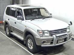 Диффузор. Toyota Hilux Surf, VZN180, VZN185 Toyota 4Runner, VZN180, VZN185 Toyota Land Cruiser Prado, LJ95, RZJ95W, RZJ95, VZJ95, VZJ95W, KZJ95W, VZJ9...