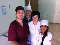 Медицинская сестра процедурная, медицинский брат процедурный. Средне-специальное образование, опыт работы 1 год