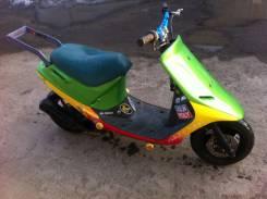 Honda Dio. 82 куб. см., исправен, без птс, с пробегом