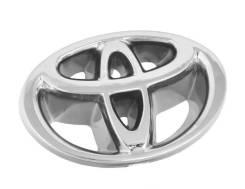 Эмблема хром Toyota TE-038