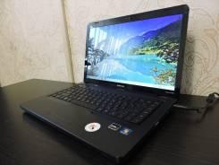 """Compaq Presario CQ62. 15.6"""", 2,2ГГц, ОЗУ 2048 Мб, диск 250 Гб, WiFi, Bluetooth, аккумулятор на 1 ч."""