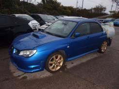 Крыло. Subaru Impreza WRX STI