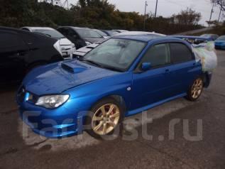 Крыло. Subaru Impreza WRX STI, GD, GDB