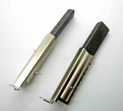 Щетки в обойме для двигателя стиральной машины 5х12,5х32 SANDWICH technology ( комп 2 шт) Универсальная 5х12,5х32