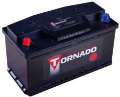 Tornado. 100 А.ч., правое крепление, производство Россия. Под заказ