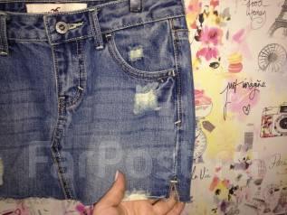 Юбки джинсовые. 40