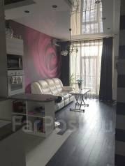 3-комнатная, улица Четвертая 6д. Океанская, агентство, 83 кв.м. Интерьер