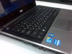 "Acer Aspire TimeLineX 4820TG. 14.1"", 2,1ГГц, ОЗУ 3072 Мб, диск 320 Гб, WiFi, аккумулятор на 3 ч."