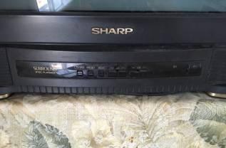 Sharp. CRT (ЭЛТ)