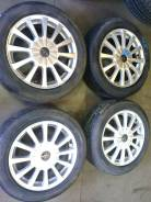 Manaray Sport Euro Speed. 6.0x16, 4x114.30, 5x114.30, ET42, ЦО 72,0 мм.