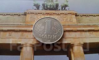Социалистическая ГДР. 1 марка 1982 года. А.