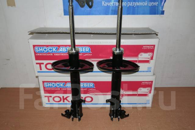 toyota rav4 2010 стойки kayaba tokico