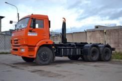 Автосистемы АС-14. АС-14 (63370С) на шасси Камаз-65115-773081-42 мультилифт навеска МПР-1, 100куб. см.