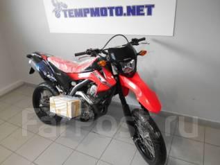 Honda CRF 250M. 250 куб. см., исправен, птс, без пробега
