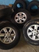Bridgestone Dueler H/T. Летние, 2013 год, износ: 30%, 5 шт
