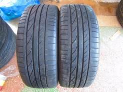 Bridgestone Potenza RE050A. Летние, 2012 год, износ: 10%, 2 шт