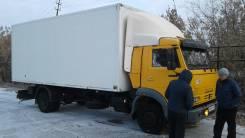 Камаз 4308. отс спальник термо, 4 500 куб. см., 5 000 кг.