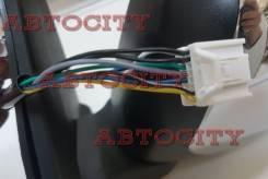 Зеркало MITSUBISHI PAJERO SPORT 08- RH 9контактов, поворот, электрообогрев